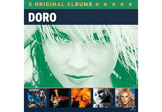 Doro - 5 Original Albums [CD]