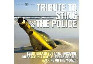 Various - Tribute To Sting & Police - (CD)
