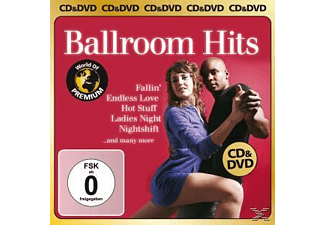 VARIOUS - Ballroom Hits [DVD]