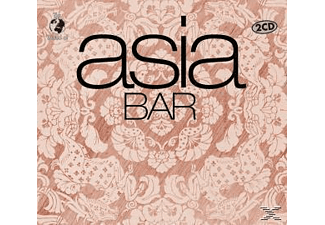 VARIOUS - WORLD OF ASIA BAR - (CD)