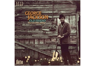 George Jackson - Old Friend-The Fame Recordings Vol.3 - (CD)