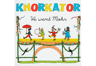 Knorkator - We Want Mohr [CD]