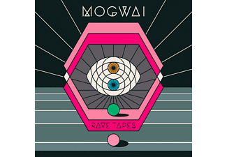 Mogwai - Rave Tapes - (CD)