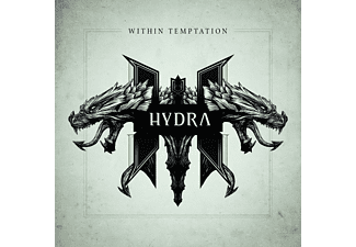 Within Temptation Hydra Rock CD