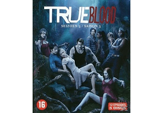 True Blood seizoen 3 TV-serie
