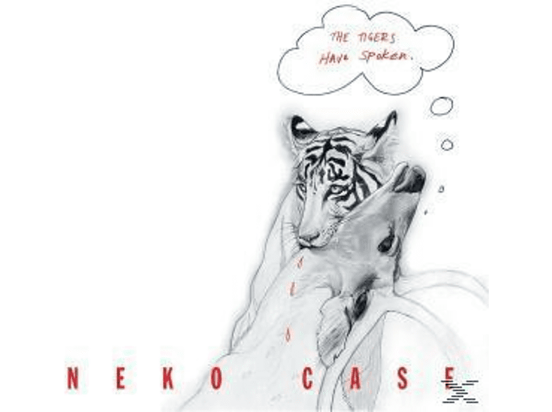Neko Case - The Tigers Have Spoken [CD]