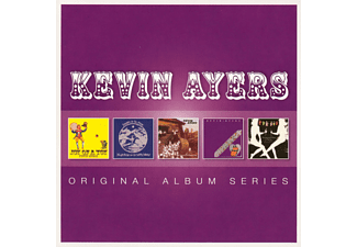 Kevin Ayers - Original Album Series - (CD)