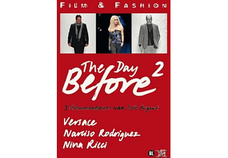 Day Before 2 - Donatella Versace/Nina Ricci/Narciso Rodriguez | DVD
