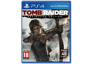 Tomb Raider Definitive Edition | PlayStation 4