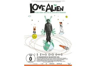 Love Alien [DVD]