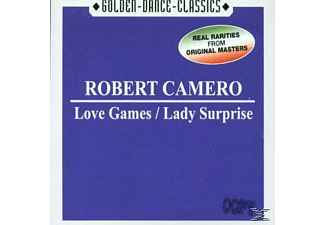 Robert Camero - Love Games-Lady Surprise - (Maxi Single CD)