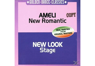 Ameli, AMELI/NEW LOOK - New Romantic-Stage - (Maxi Single CD)