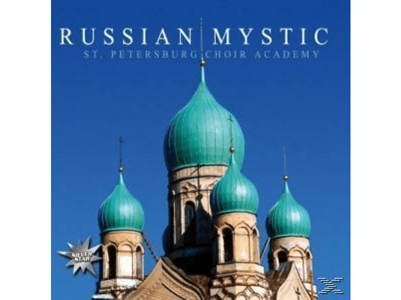 St. Petersburg Choir Academy - Russian Mystic [CD]