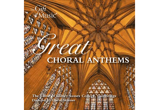 Choir Of Sidney Sussex College - Great Choral Anthems - (CD)
