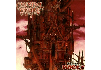 Cannibal Corpse - GALLERY OF SUICIDE (CENSORED) - (CD)