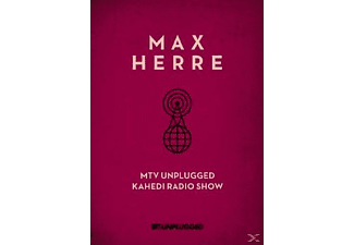 Max Herre - MTV Unplugged Kahedi Radio Show - (DVD + Video Album)