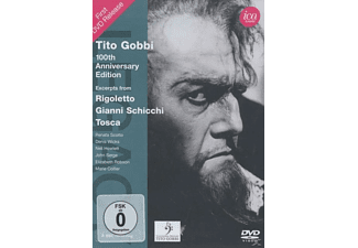 Tito Gobbi - Tito Gobbi - 100th Anniversary Edition - (DVD)