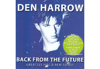 Den Harrow - Back from the future (CD)