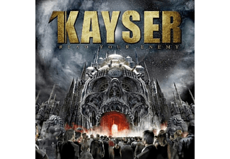 Kayser - Read Your Enemy - (CD)