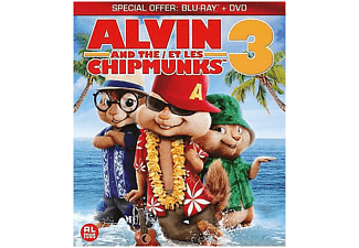 Alvin And The Chipmunks 3 | Blu-ray