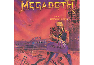 Megadeth - Peace Sells But Who's Buying (CD)