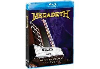 Megadeth - Rust In Peace Live (Blu-ray)