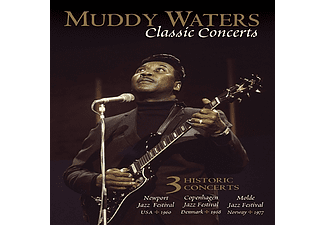Muddy Waters - Classic Concerts (DVD)