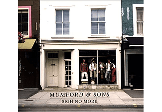 Mumford & Sons - Sigh No More (CD)