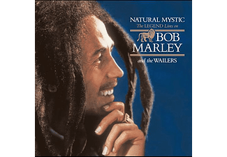 Bob Marley & The Wailers - Natural Mystic - The Legend Lives On (CD)