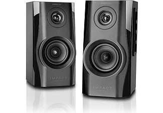 SPEEDLINK IMPACT Stereo Speakers Zwart