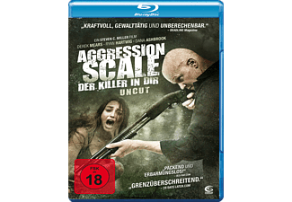 Aggression Scale (Uncut) - (Blu-ray)
