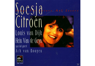 Soesja Citroen - Songs For Lovers And Loosers - (CD)