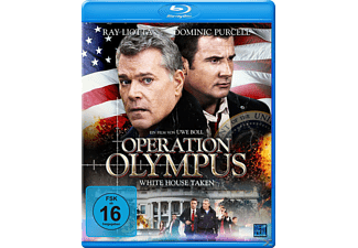 Operation Olympus - White House Taken [Blu-ray]