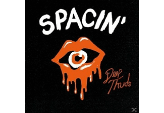 Spacin' - Deep Thuds - (CD)