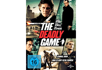 The Deadly Game - (DVD)