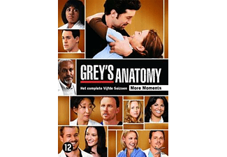 Grey's Anatomy Seizoen 5 DVD
