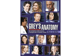 Grey's Anatomy Saison 6 DVD