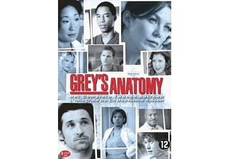 Grey's Anatomy - Seizoen 2 - DVD