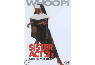 Sister Act 2 DVD
