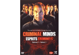 Criminal Minds - Seizoen 1 - TV-Serie