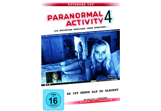 ESEN Paranormal Activity 4 Bluray