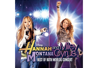 ESEN Hannah Montana and Miley Cyrus Best of Beth Worlds