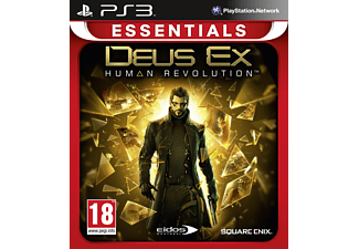 Deux Ex Human Revolution - Essentials  PS3