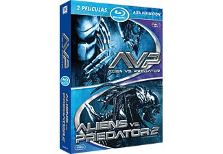 Box Alien Predator 1 y 2