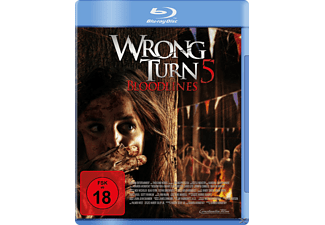 Wrong Turn 5 – Bloodlines - (Blu-ray)