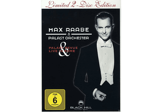 Palast Orchester & Max Raabe - Palast Revue/Live In Rom Spec.Ed. - (DVD)