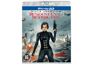 Resident Evil: Retribution 3D | 3D Blu-ray
