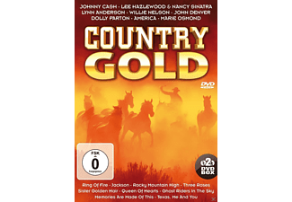 VARIOUS - Country Gold - (DVD)