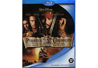 Pirates des Caraïbes: La Malédiction du Black Pearl Blu-Ray