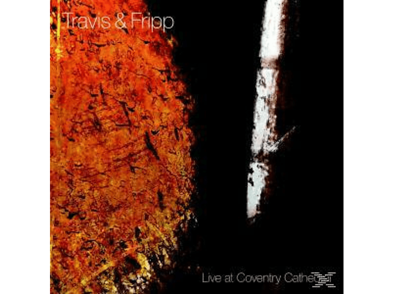 Randy Travis, Fripp, Robert & Travis, Theo - Live At Coventry Cathedral [CD]